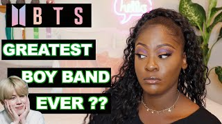 Reacting to BTS for the FIRST TIME | WHO IS BTS?