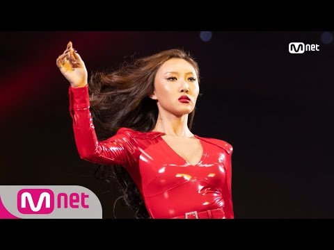 MAMAMOO_SELFISH(Moon Byul&IZ*ONE Chaewon) + Above Live(Hwasa Solo)│2018 MAMA FANS' CHOICE in JAPAN