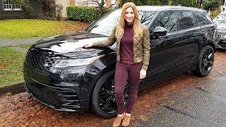 2018 Range Rover Velar--FAMILY TESTED