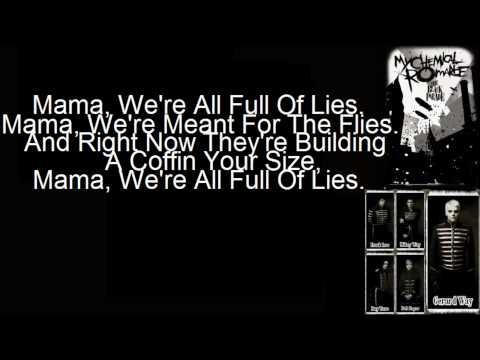 Mama Lyrics- My Chemical Romance.