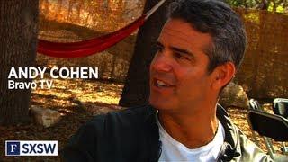 Bravo's Andy Cohen @ SXSW