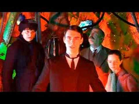 Harry Lloyd Dr Who Confidential - Pt 2
