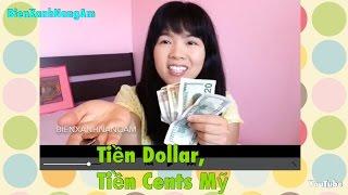 Tiền Dollar, Tiền Cents Mỹ-Các loại tiền ở Mỹ- BienXanhNangAm