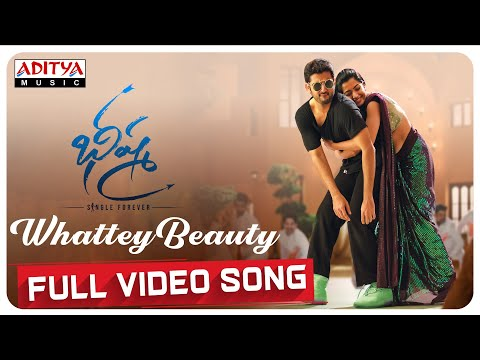 Whattey Beauty Full Video Song | Bheeshma