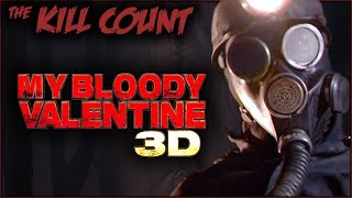 My Bloody Valentine 3D (2009) KILL COUNT