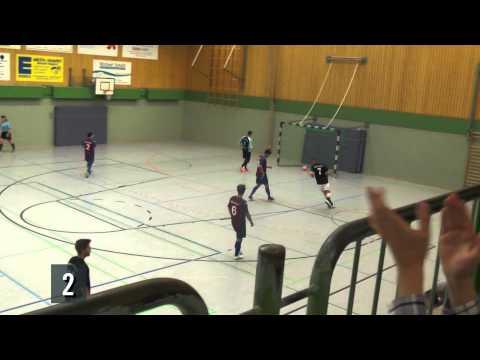 Vorschlag für das Tor der Hinserie 14/15 - Michael Meyer (Hamburg Panthers) | ELBKICK.TV