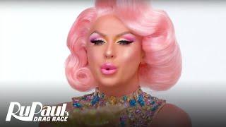 Farrah Moan's 'Sunset Talent Lewk' Makeup Tutorial 💄 | RuPaul's Drag Race All Stars 4