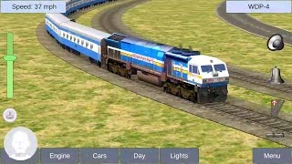 Indian Trains Games for Android Phones