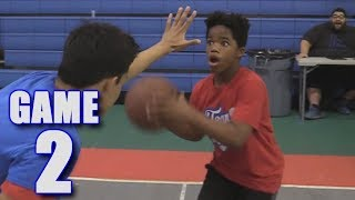 GABE TAKES OVER THE GAME! | On-Season Basketball Series | Game 2