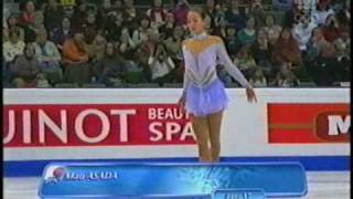 Mao Asada - 2008  Worlds SP (CBC)