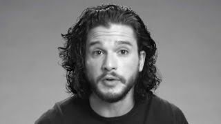 "Kit Harington Had a Black Eye for His ""Game of Thrones"" Audition as Jon Snow 