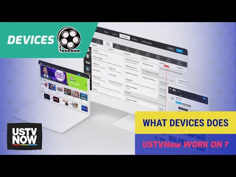 What devices does USTVNow work on ?