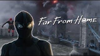 Spider-Man: Far From Home - omówienie trailera