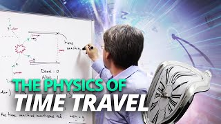 Explore the physics of time travel from Dr Pieter Kok