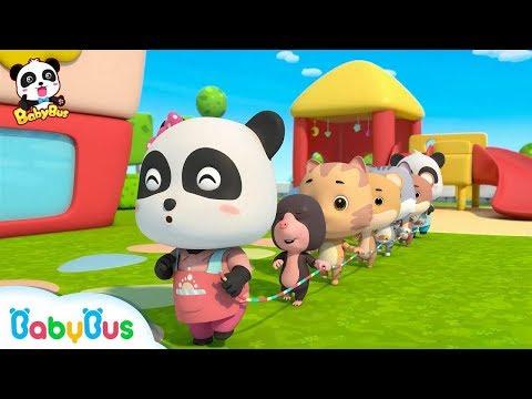 ★NEW★快來一起當老師,教好朋友們玩遊戲 | 幼兒園過家家兒歌 | 童謠 | 動畫 | 卡通 | 寶寶巴士 | 奇奇 | 妙妙