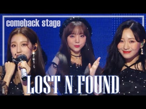 [Comeback Stage] Lovelyz - Lost N Found ,  러블리즈 - 찾아가세요 Show Music core 20181201