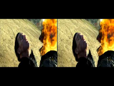 Ghost Rider 2 - Spirit of Vengance 3D