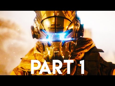 TITANFALL 2 Gameplay Walkthrough Part 1 - Campaign Intro / Mission 1 - 1+ HOURS OF SINGLE PLAYER!!
