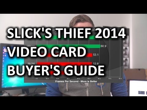 Thief 2014 Graphics Card Showdown & Benchmarking Procedure - Smashpipe Tech