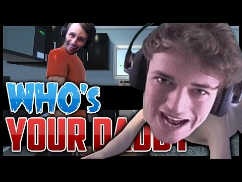 SSUNDEE IS MY DAD?! - Princess Dress Challenge (Who's Your Daddy)