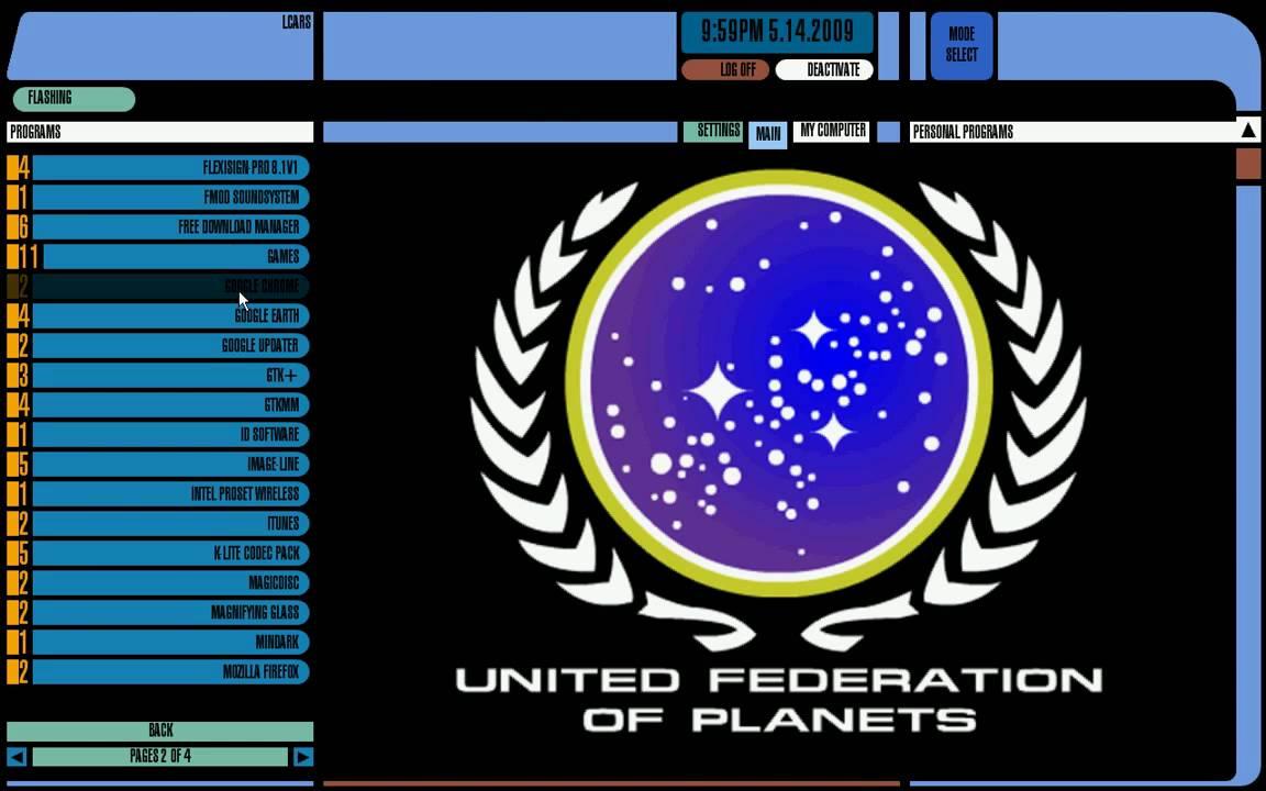 Star Trek Screensavers For Windows 8