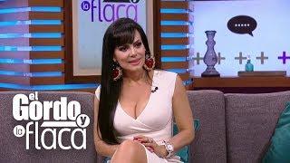 El Gordo le pregunta a Maribel Guardia si recibirá parte de la herencia de Joan Sebastian | GYF
