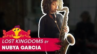 Nubya Garcia - Lost Kingdoms & Fly Free | LIVE | Red Bull Music