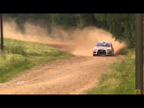 FIA ERC Rally Estonia 2014 - Sound of Speed