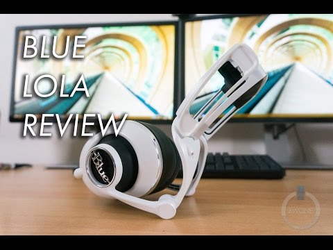 The Blue LOLA Headphones Review: Awesome High-Fidelity Bliss