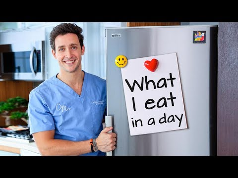 What I Actually Eat In A Day | Doctor Mike