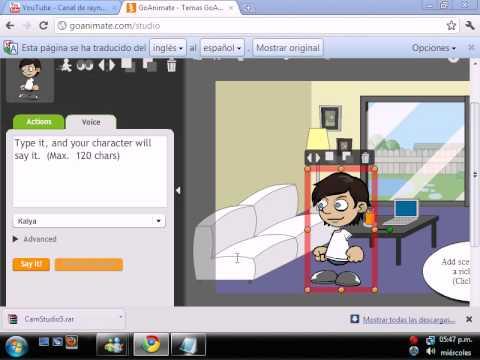Como crear una caricatura animada sin programa youtube for Programa para disenar ambientes 3d gratis