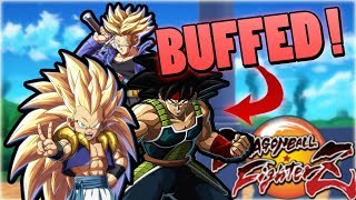EVERYBODY GOT BUFFED! | Dragonball FighterZ Balance Patch Discussion