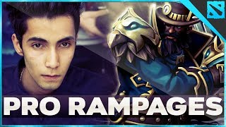 PRO DOTA 2 RAMPAGES 🔥 - Episode 7 | 7.21