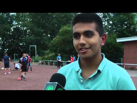 Ten Times mit Ceng Düven (FSV Harburg-Rönneburg, U15 C-Jugend) | ELBKICK.TV präsentiert von NØRHALNE CUP