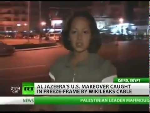 Wikileaks Exposes Qatar\'s Propaganda \'news\' network AlJazeera / AlJazeeraEnglish
