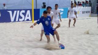 Match 31: Italy v Iran - FIFA Beach Soccer World Cup 2017