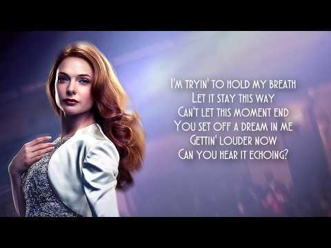 Loren Allred - NEVER ENOUGH (LYRIC VIDEO) [The Greatest Showman Soundtrack]