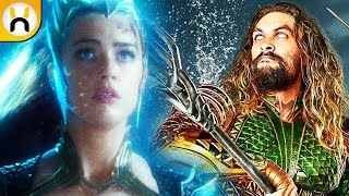 Aquaman Doesn't Use His Trident in Justice League Because He Isn't King