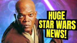 SAM JACKSON AS MACE WINDU ON STAR WARS DISNEY PLUS?