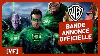 Green lantern :  bande-annonce 4 VF