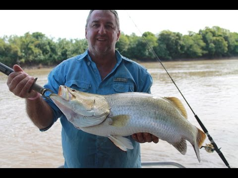 Daly River barra