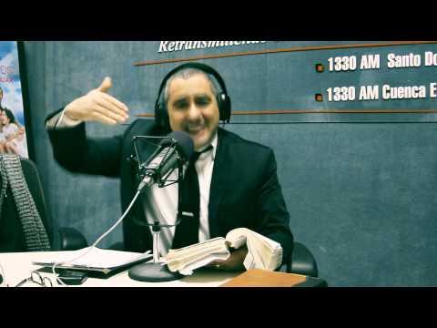 Predica del Pastor Yovanys Dominguez desde Radio Vision Cristiana
