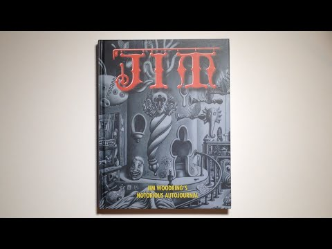 Jim by Jim Woodring - video preview