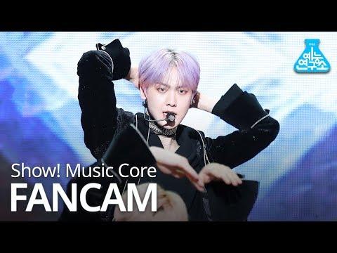 [예능연구소 직캠] ASTRO - All Night (YOONSANHA), 아스트로 - All Night (전화해) (윤산하) @Show Music core 20190126