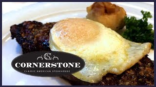 The PERFECT Steak at Cornerstone Steakhouse Las Vegas