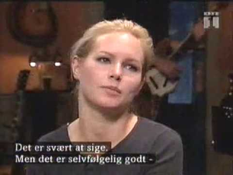 The Cardigans interview Denmark 26 March 2003