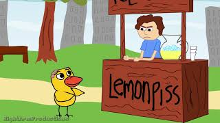 The Duck Song Parody  Super Funny Duck Jokes For Big Kids ONLY