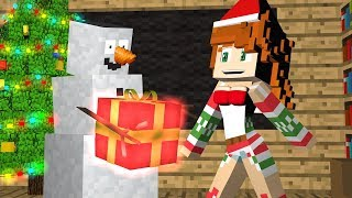 Monster School Christmas Special Life - Minecraft Animation