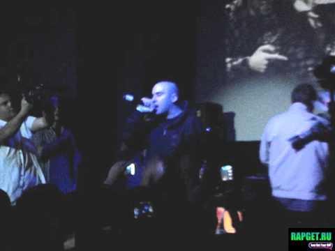 Slim feat.Джино (1000 Слов)  - Ситуации (LIVE-Воздух-080911)