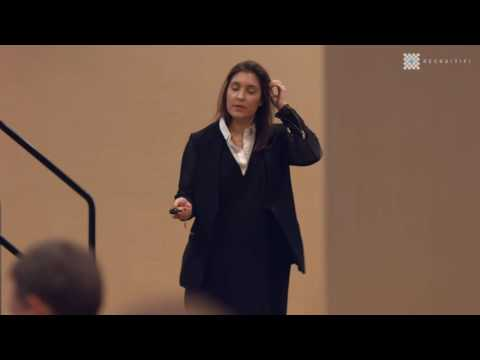 "Destination Talent SF - Nathalie Scardino, Salesforce - ""Using Data to Disrupt Recruiting"""